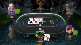 Unibet Poker показывает рост доходов, в отличие от конкурентов