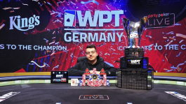 WPT Germany Main Event выиграл немец Кристофер Пуц