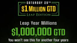 3 турнира с гарантиями по $1.000.000 пройдут в эти выходные на PokerKing