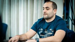 MILLIONS Super High Roller в Сочи: Гарик Тамасян пробует себя против хайроллеров