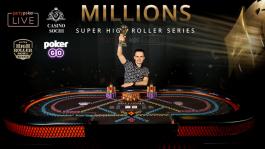 Никита Бодяковский выиграл турнир MILLIONS Super High Roller Sochi с бай-ином $51.000