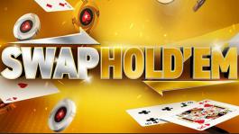 Swap Holdem от PokerStars — новая кэш-игра с обменом карт