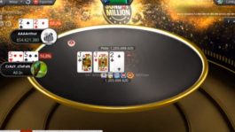 Бразилец Alex «AAAArthur» Brito — победитель Sunday Million Anniversary $12.5M Gtd (+$1,193,000)