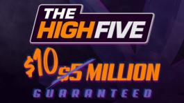PokerKing вдвое увеличили гарантию на серию The High Five до $10 миллионов