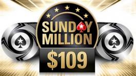 Двухдневные Sunday Million и Bounty Builder — обзор финалок PokerStars