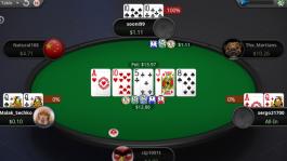 PokerStars добавили анте на микролимитах Zoom-покера