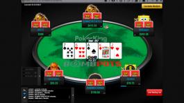 Bomb Pots на PokerKing — как это работает?
