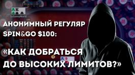 Анонимный регуляр Spin&Go: «Спины — дисциплина для души, все мечтают поймать миллион»