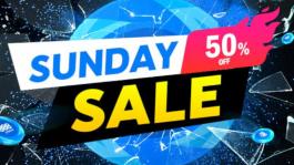 Sunday Sale на 888poker: 3 воскресника за полцены и в прямом эфире