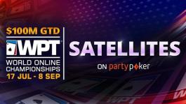 Почему нельзя пропустить Мегасателлиты WPT на partypoker