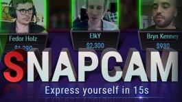 SnapCam — новая уникальная бесполезная функция на GGПОКЕРОК?