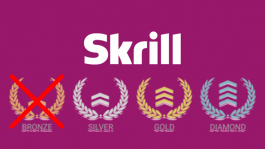 Skrill меняет систему статусов