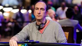 Эрик Сайдел забирал блайнды у оппонента в ситауте в хедз-ап турнире за $10,000