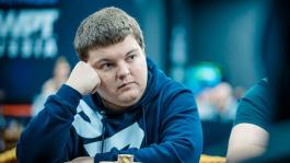 Андрей «Kot_Spartac» Котельников стал чемпионом WPT, хоть был в одном шаге от вылета