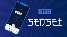 GTO Sensei — покерные тренировки, которые затягивают