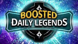 Акция Boosted Daily Legends на partypoker: билеты до $55 за участие в турнирах