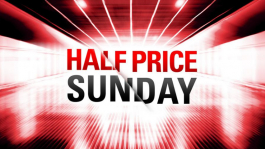 Хосе «josembmg» Оливейра выиграл Half Price Sunday Million на PokerStars