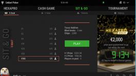 Unibet Poker отменил рейк в Sit&Go и запустил еженедельный лидерборд на €2К