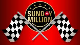 В Sunday Million более сотни человек оказались победителями