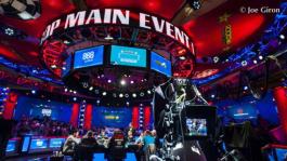 WSOP проведёт второе Главное Событие в 2020 году с финалом в офлайне