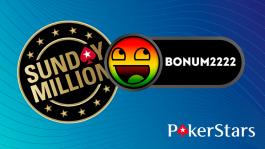 Победитель Sunday Million «BonuM2222»: Эта победа — исключение из правил, выиграл — бывает