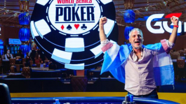 Дэмиан Салас выиграл Main Event WSOP International в Розвадове