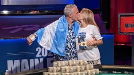 Дэмиан Салас — официальный чемпион WSOP 2020