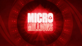 MicroMillions 2021 на PokerStars.ES — 161 турнир с общей гарантией более €5M
