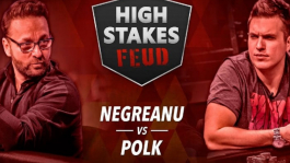 Даг Полк выиграл противостояние против Даниэля Негреану (+$1,2M)
