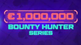 Bounty Hunter Series — масштабная турнирная серия на iPoker с гарантией €1,000,000