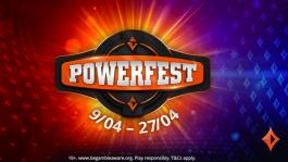 Powerfest: что ждёт игроков на флагманской серии partypoker
