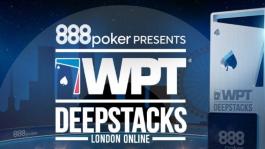 WPTDeepStaсks London Online на 888poker: мини-серия на $2M