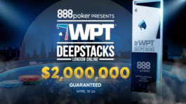 WPTDS Online вышел на финишную прямую