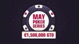 Майская серия MPS на iPoker пройдёт с гарантией €1,500,000 (7 - 16 мая)