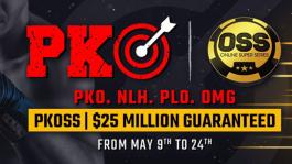 Подробности рекордной серии PKOSS на PokerKing