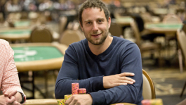Джонас «LobyPewis» Макофф выиграл кольцо в $315 Bounty Giant WSOPC (+$71,139)