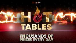 Дайджест новостей partypoker: WPT online, смена ников, акция Magic Cards и изменения Hot Tables