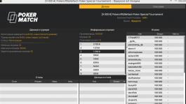 Приватный фриролл Pokeroff&Blefach пройдет 4 июня на Покерматч (призовой фонд 9,000 Гривен)