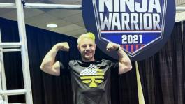 Поменял карты на атлетику: покерист Тони Майлс участвует в программе American Ninja Warrior