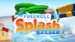 Акция «Freeroll Splash Party» — бесплатные турниры на 888poker каждый день до 29 сентября