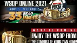 GGПОКЕРОК опубликовал расписание WSOP Online 2021