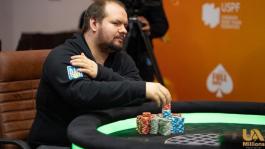 Стас «shrekpoker91» Галатенко вышел в 2 стола браслетного турнира WSOP Online по PLO