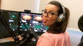 Милота на WCOOP: Лали Турнье выиграла хедз-ап турнир, пока муж болел за неё в прямом эфире