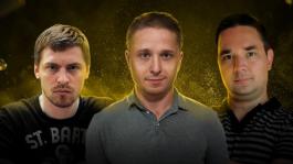 Сентябрь с экспертами PokerMatch: новые акции от Тремзина, Нестеренко и Осиновского