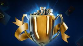 Кубок Украины на PokerMatch: турниры с гарантией более $825K и лидерборд на $11K