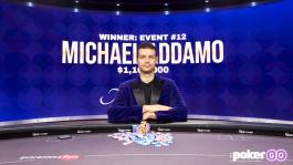 Майкл Аддамо стал чемпионом Poker Masters 2021: как серия изменилась за 5 лет