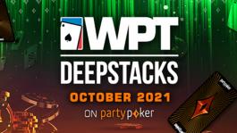 WPTDeepStacks стартует на partypoker 7 октября: в расписании 9 событий с гарантией $2,825,000