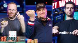 Рекорды Фридмана, Хельмута, Аддамо и других игроков: новая неделя WSOP 2021