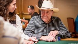 Дойл Брансон: «Двану и Айви еще рано быть в Зале Славы Покера»