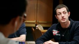 """Том Дван ждет Фила Айви в """"High Stakes Poker"""""""